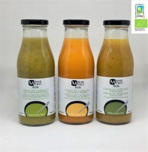 Crema ecológica de Calabaza