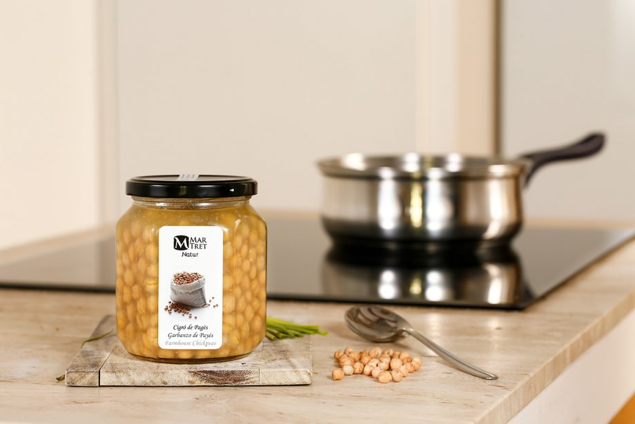 Garbanzos pages 500gr